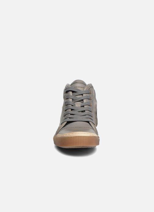 Sneaker Bisgaard Geo grau schuhe getragen