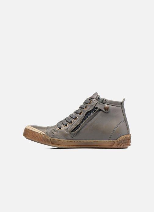 Sneaker Bisgaard Geo grau ansicht von vorne