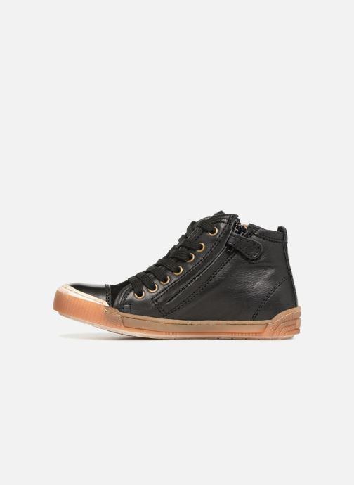 Sneakers Bisgaard Geo Zwart voorkant