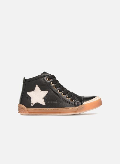 Sneakers Bisgaard Geo Zwart achterkant