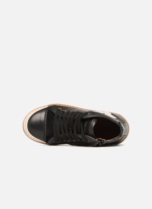 Sneakers Bisgaard Geo Zwart links