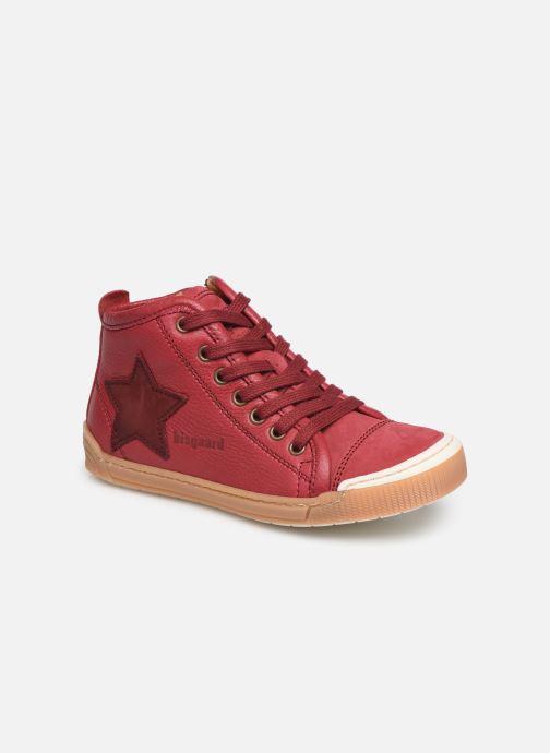 Sneaker Bisgaard Geo weinrot detaillierte ansicht/modell