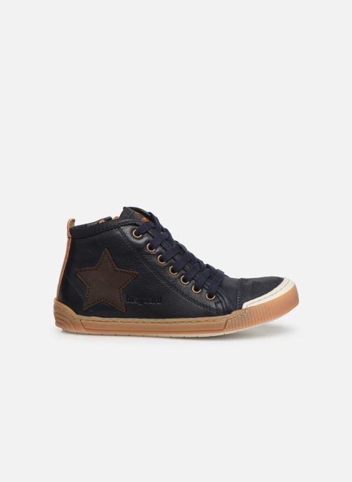 Sneakers Bisgaard Geo Azzurro immagine posteriore