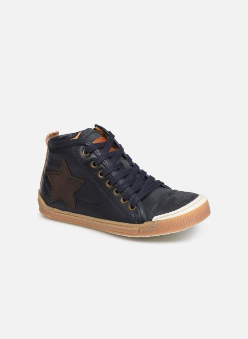 Sneaker Bisgaard Geo blau detaillierte ansicht/modell