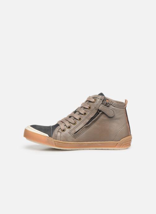 Sneakers Bisgaard Geo Grijs voorkant