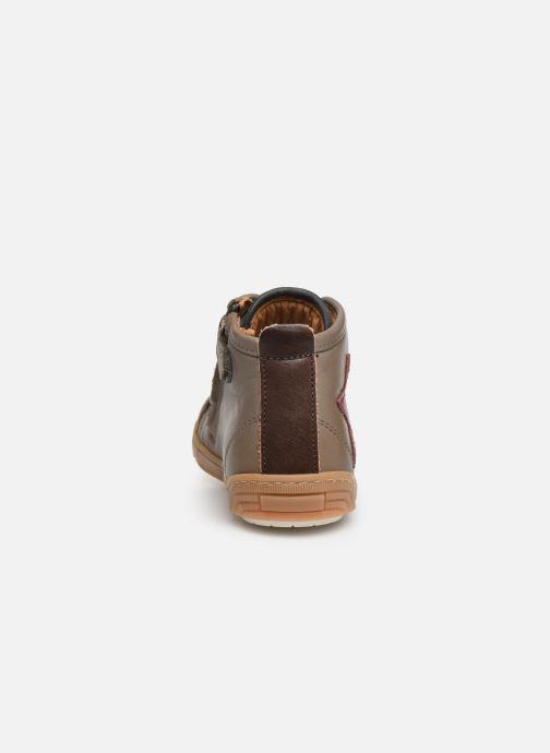 Sneakers Bisgaard Geo Grijs rechts