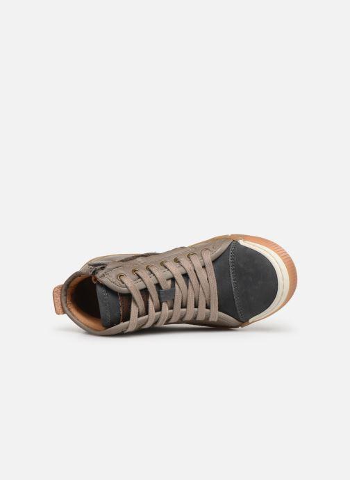 Sneakers Bisgaard Geo Grijs links