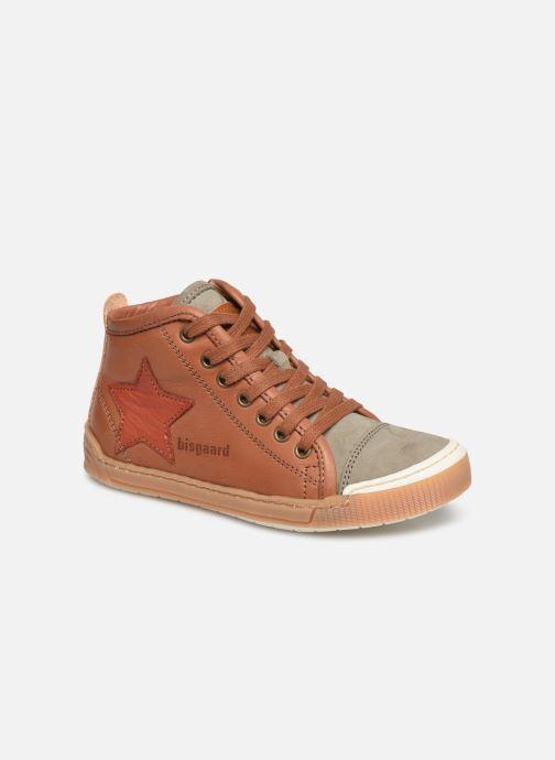 Sneaker Bisgaard Geo braun detaillierte ansicht/modell