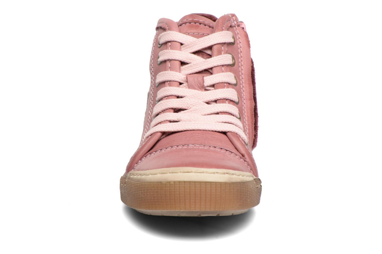 Baskets Bisgaard Henrik Rose vue portées chaussures