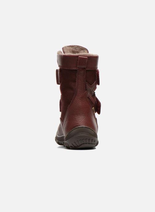 Bottines et boots Bisgaard Dorthe Bordeaux vue droite