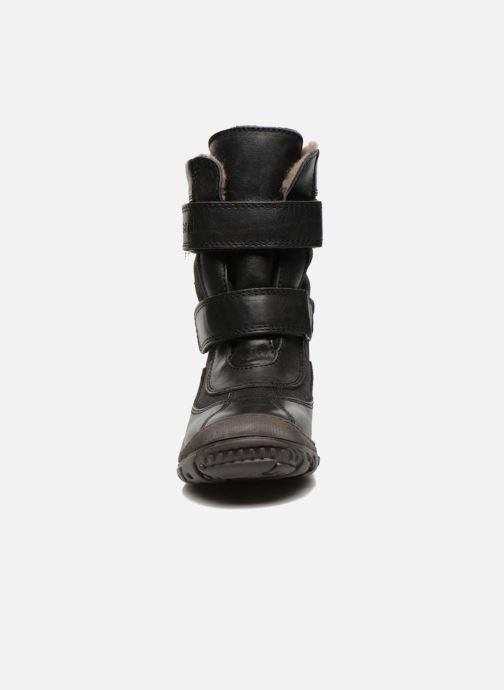 Ankle boots Bisgaard Dorthe Black model view