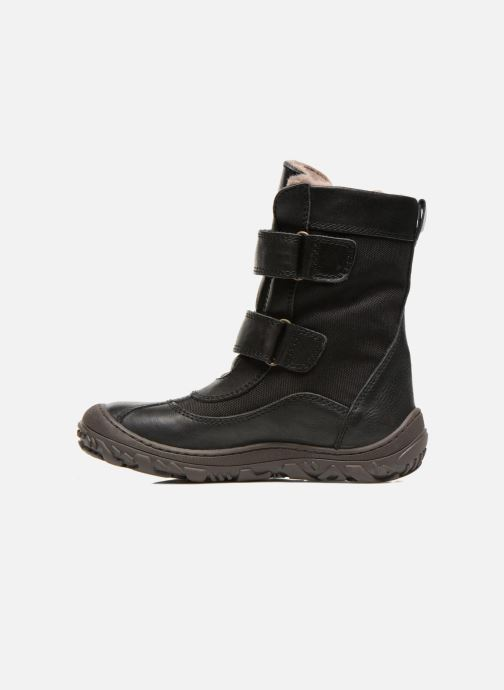 Ankle boots Bisgaard Dorthe Black front view