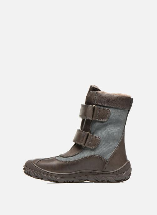 Ankle boots Bisgaard Dorthe Green front view