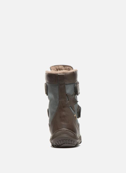 Ankle boots Bisgaard Dorthe Green view from the right