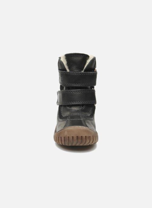 Bottines et boots Bisgaard Jegadodre Noir vue portées chaussures