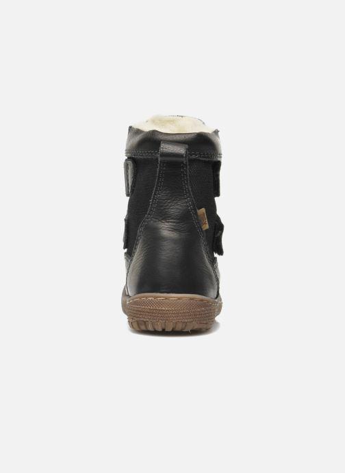 Bottines et boots Bisgaard Jegadodre Noir vue droite
