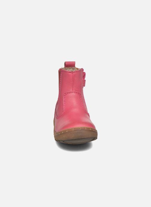 Ankle boots Bisgaard Herveus Pink model view