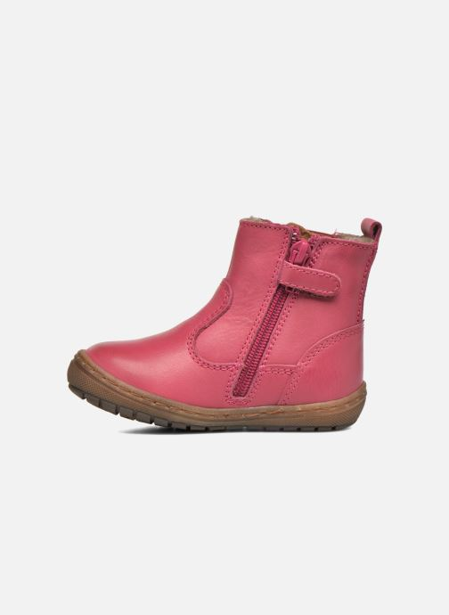 Ankle boots Bisgaard Herveus Pink front view