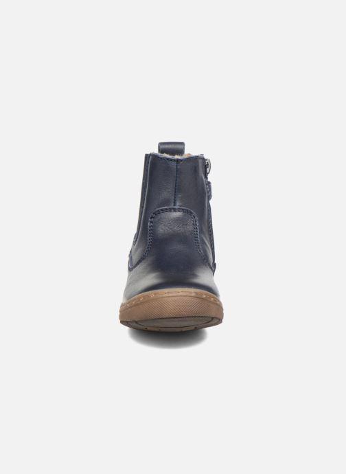 Bottines et boots Bisgaard Herveus Bleu vue portées chaussures