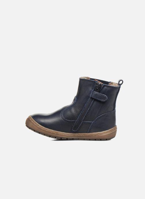 Bottines et boots Bisgaard Herveus Bleu vue face