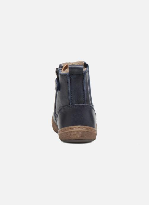 Bottines et boots Bisgaard Herveus Bleu vue droite