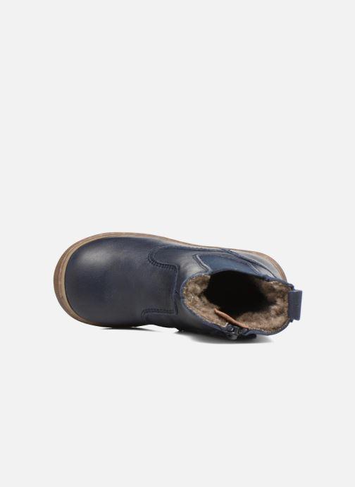 Bottines et boots Bisgaard Herveus Bleu vue gauche