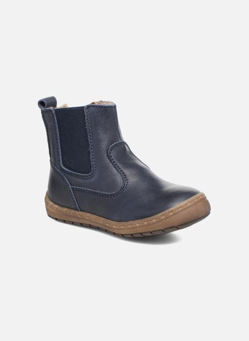 Bottines et boots Bisgaard Herveus Bleu vue détail/paire