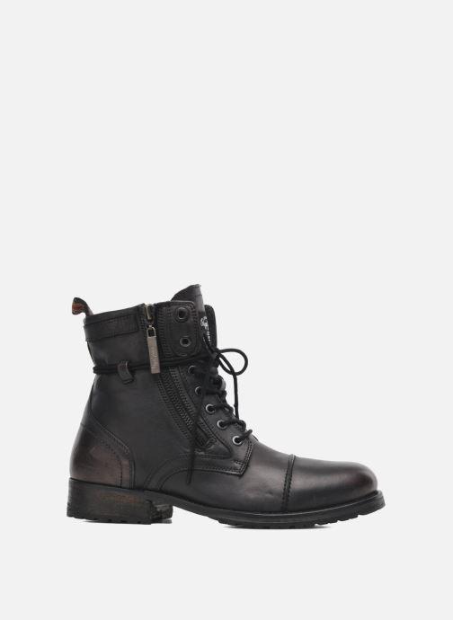 Stiefeletten & Boots Pepe jeans Melting Zipper Heritage schwarz ansicht von hinten