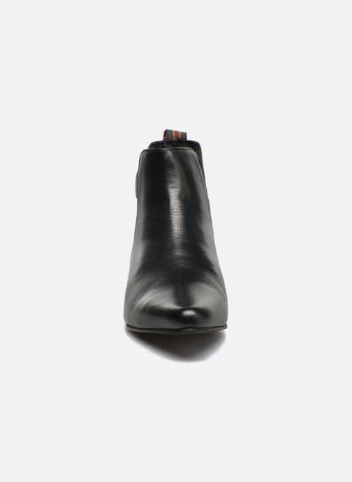 Ankle boots Pepe jeans Redford Basic Black model view