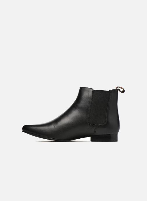 Boots en enkellaarsjes Pepe jeans Redford Basic Zwart voorkant