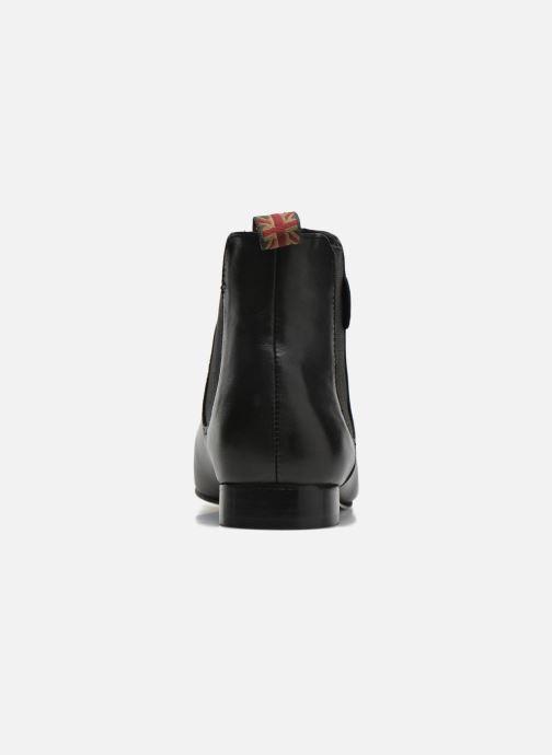 Boots en enkellaarsjes Pepe jeans Redford Basic Zwart rechts