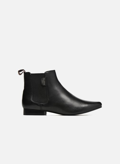 Ankle boots Pepe jeans Redford Basic Black back view