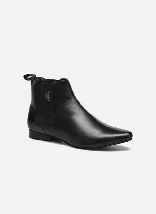 Boots en enkellaarsjes Pepe jeans Redford Basic Zwart detail