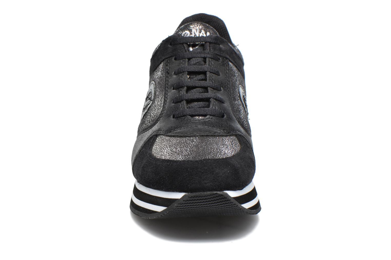 Baskets No Name Parko Jogger Noir vue portées chaussures