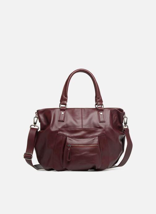 Handtassen Nat & Nin Noela Bordeaux detail