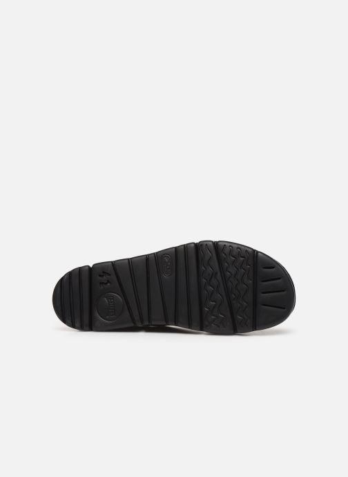 Sandales et nu-pieds Camper Oruga Noir vue haut