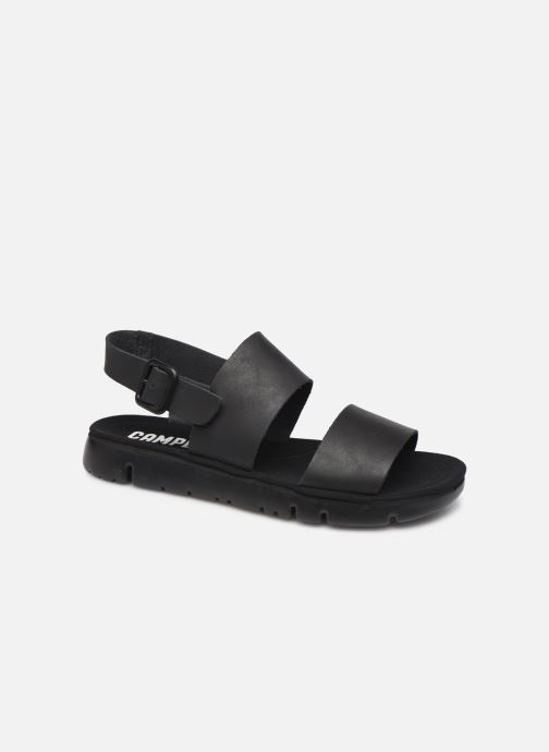 Sandales et nu-pieds Camper Oruga Noir vue détail/paire