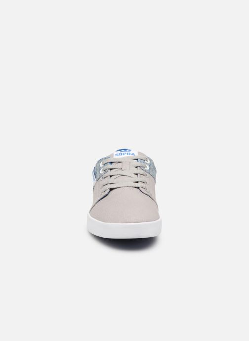 Chaussures de sport Supra Stacks II Gris vue portées chaussures