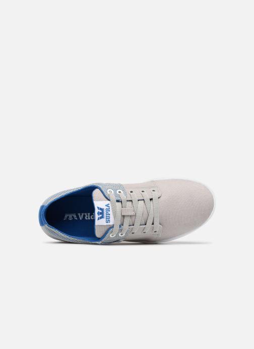 Chaussures de sport Supra Stacks II Gris vue gauche