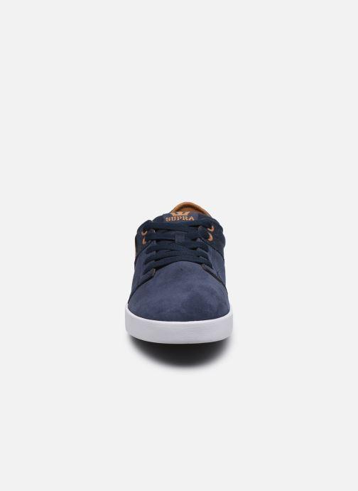 Chaussures de sport Supra Stacks II Bleu vue portées chaussures