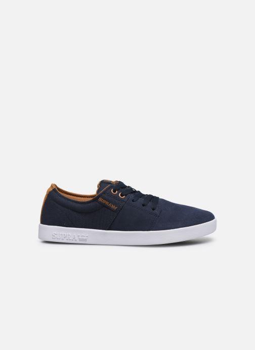 Chaussures de sport Supra Stacks II Bleu vue derrière