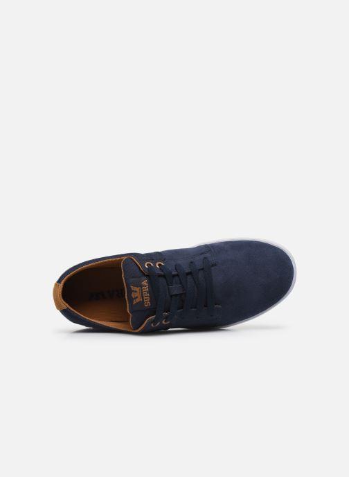 Chaussures de sport Supra Stacks II Bleu vue gauche