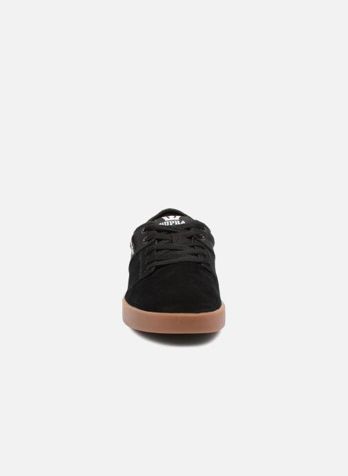Chaussures de sport Supra Stacks II Noir vue portées chaussures