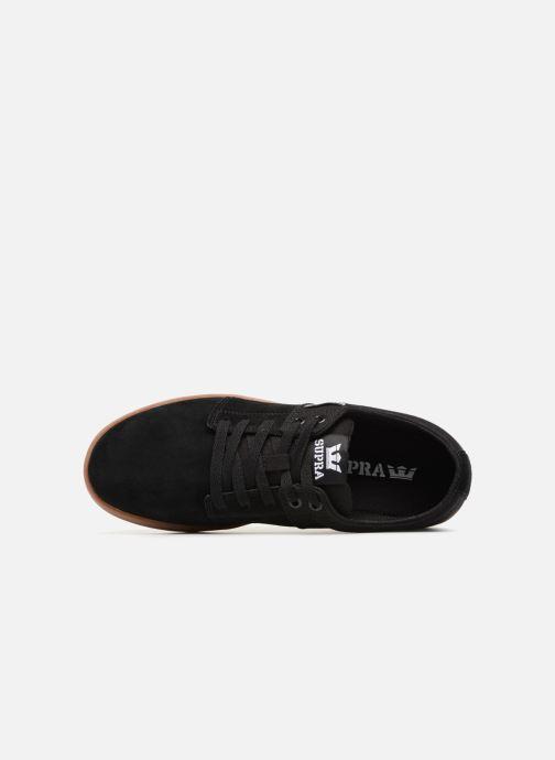 Zapatillas de deporte Supra Stacks II Negro vista lateral izquierda
