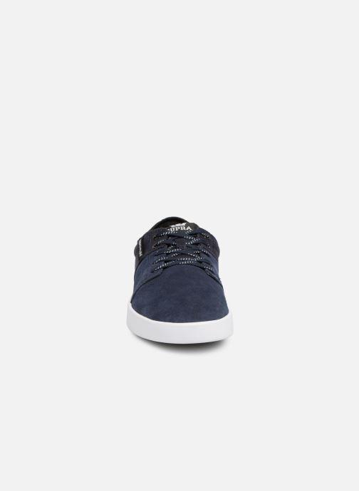 Sportssko Supra Stacks II Blå se skoene på