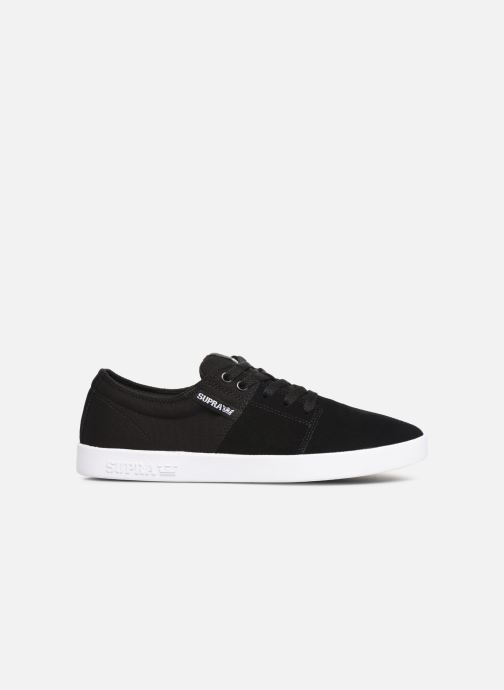 Sport shoes Supra Stacks II Black back view