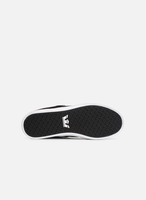 Sport shoes Supra Stacks II Black view from above