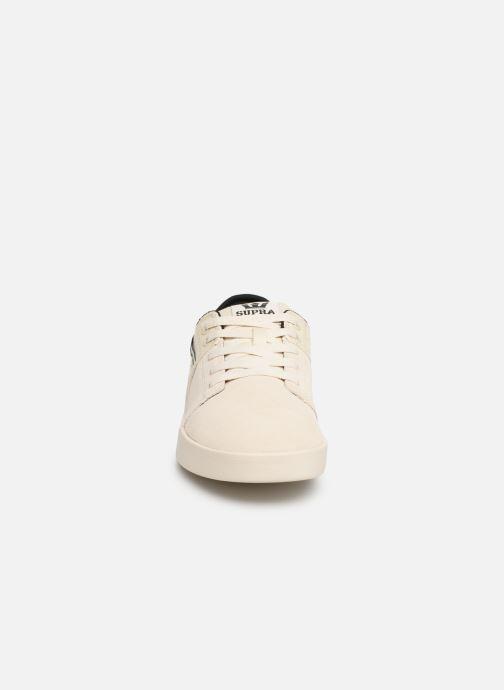 Sportschuhe Supra Stacks II weiß schuhe getragen