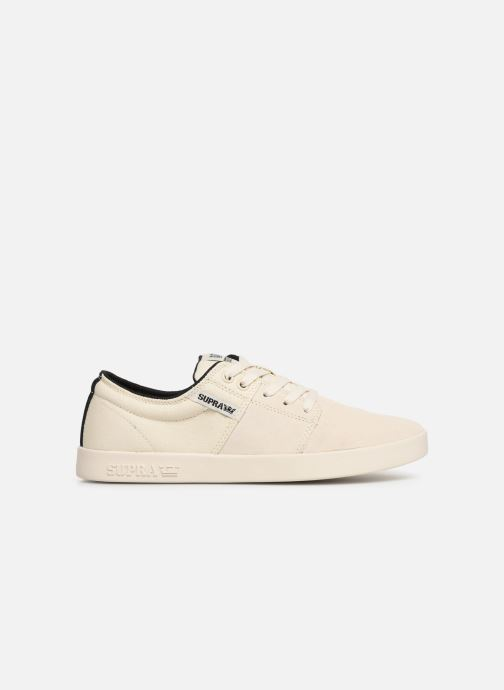 Sport shoes Supra Stacks II White back view