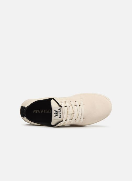 Sport shoes Supra Stacks II White view from the left